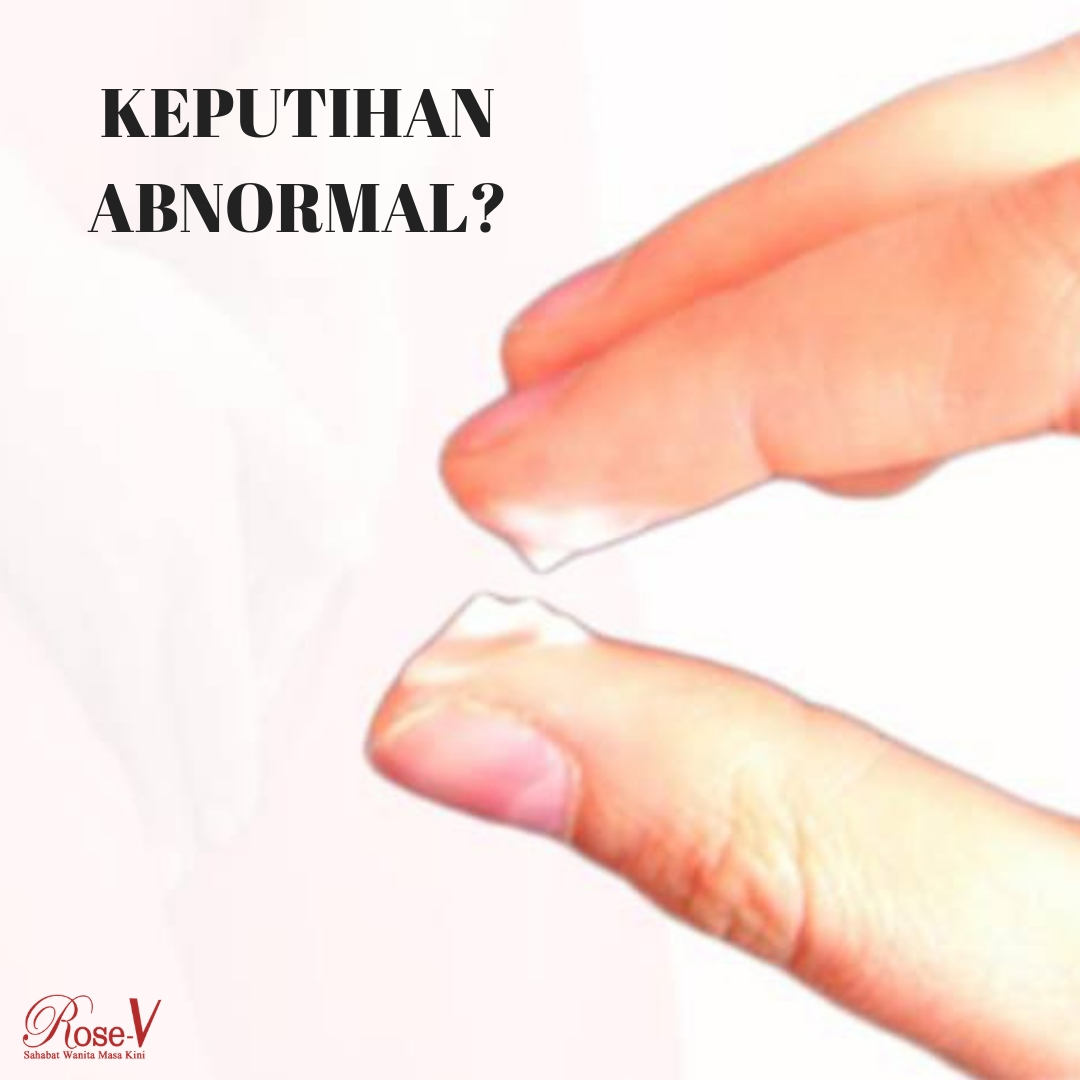 Keputihan Abnormal?