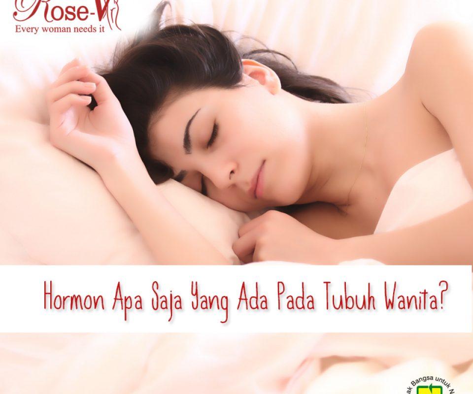 Hormon Apa Saja Yang Ada Pada Tubuh Wanita