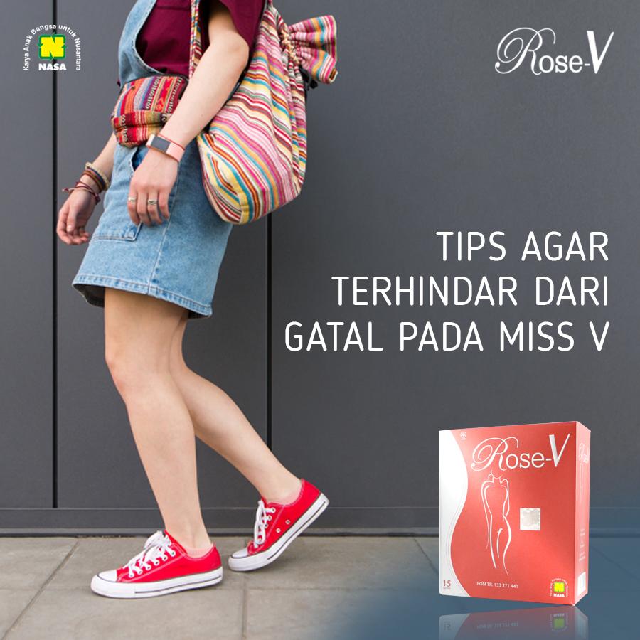 Tips Agar Terhindar Gatal Pada Miss V