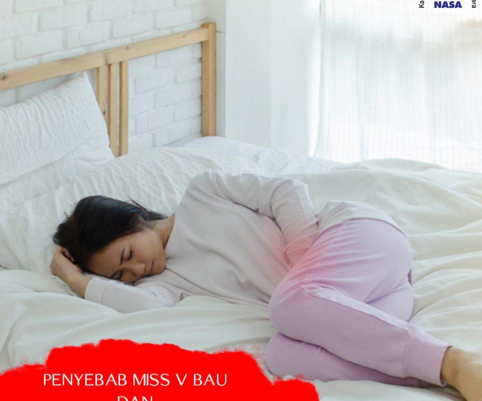 Penyebab miss V Bau dan Cara Menjaga Kebersihannya