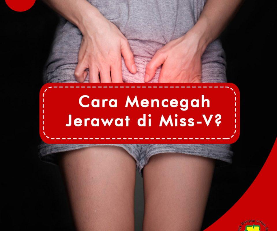 Cara Mencegah Jerawat Di Area Miss V