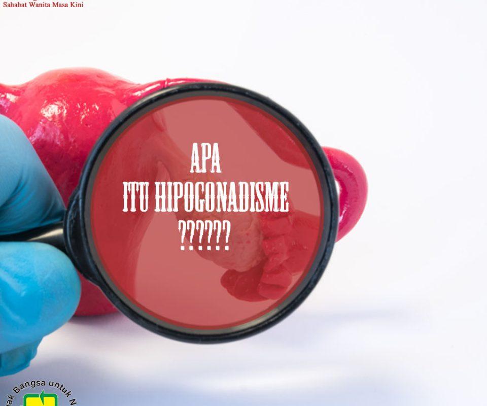 Apa itu hipogonadisme