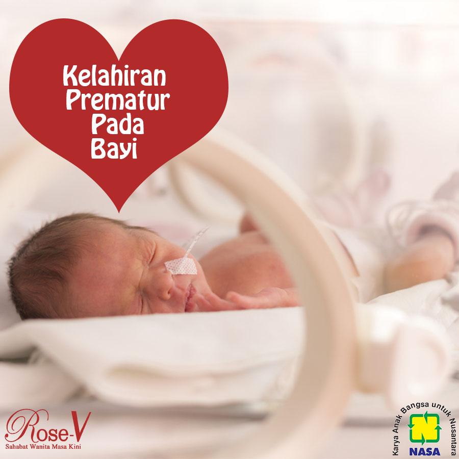 Penyebab Kelahiran Prematur Pada Bayi