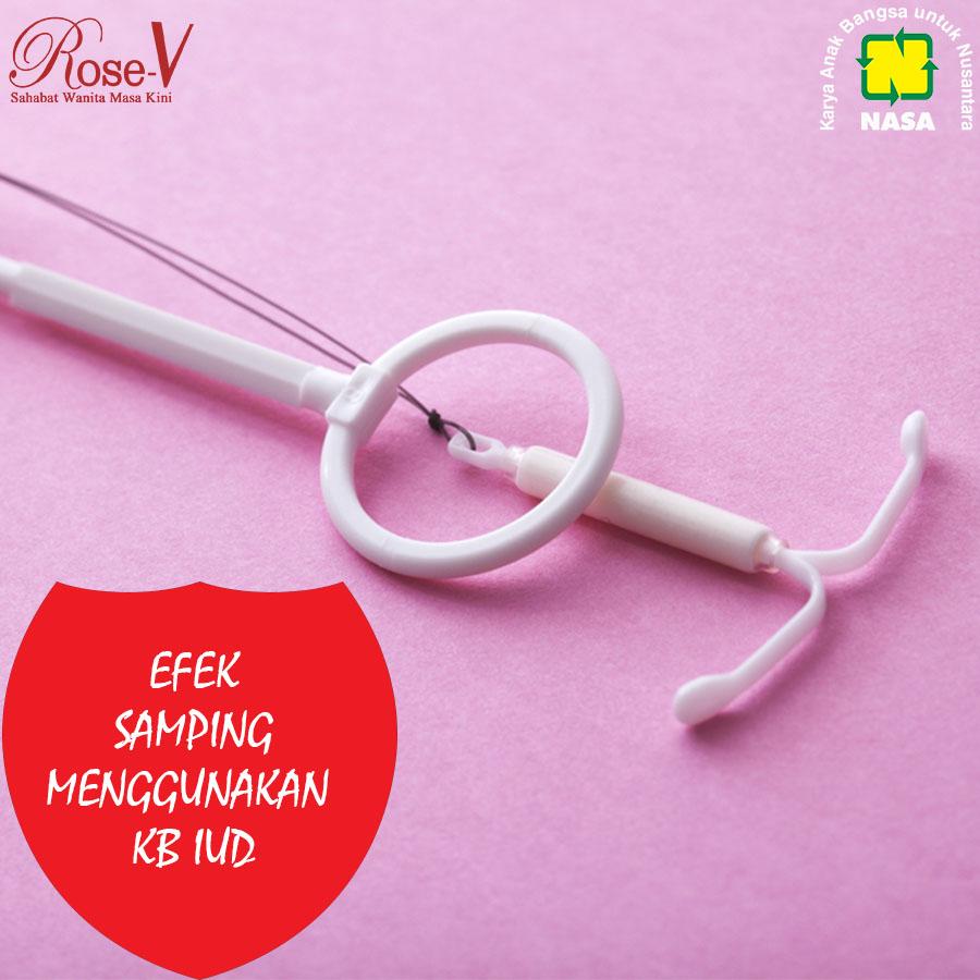 Efek Samping Menggunakan IUD