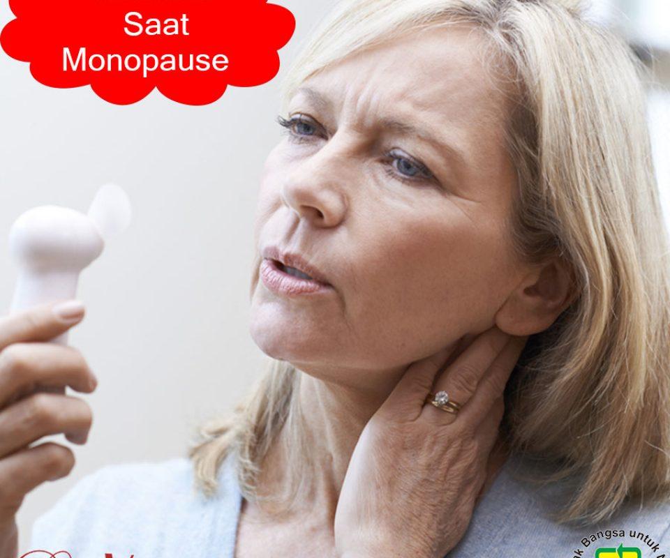 Masalah Saat Menopause