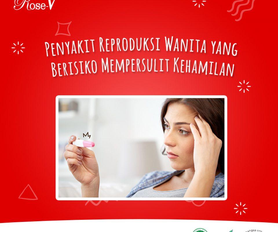 Penyakit yang Bisa Mengganggu Sistem Reproduksi Wanita